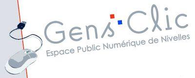 """Formation : """"Les navigateurs Internet"""" chez """"Gens clic"""" Espace Public Numérique de Nivelles"""
