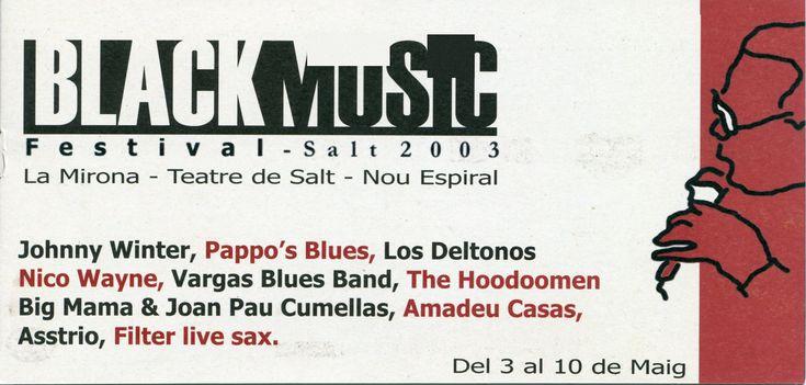 Black Music Festival