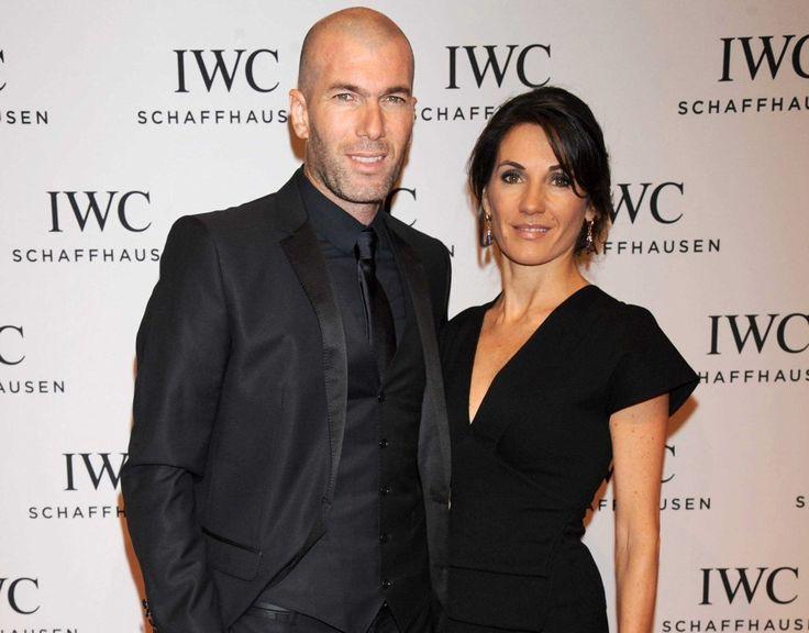 La femme de Zinédine Zidane enflamme la Toile avec un cliché sexy