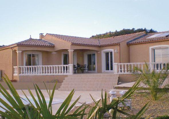 Villa de plain-pied Plain pied, Faire construire sa maison et - Construire Sa Maison Plan