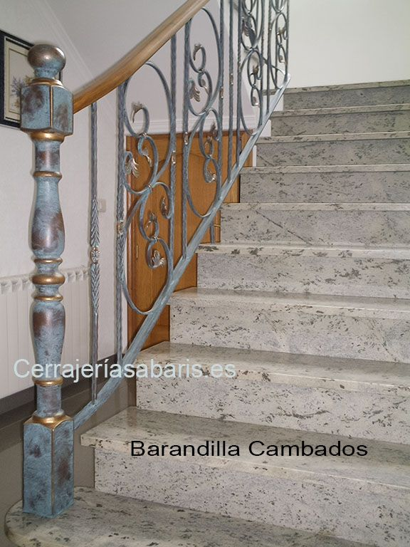 11 best Barandillas en Hierro y forja images on Pinterest Railings