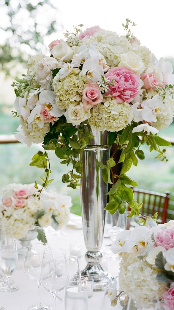 Tall Silver Trumpet Vase Rental 25 12 Available Rentals Www
