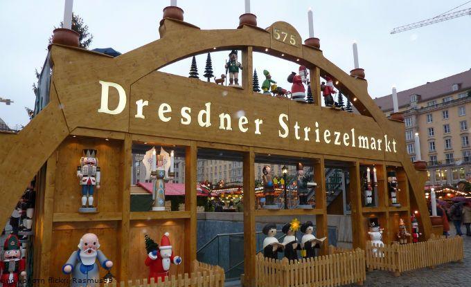 Δρέσδη, Γερμανία – Striezelmarkt