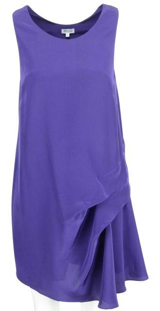 Violet Dress by Kenzo