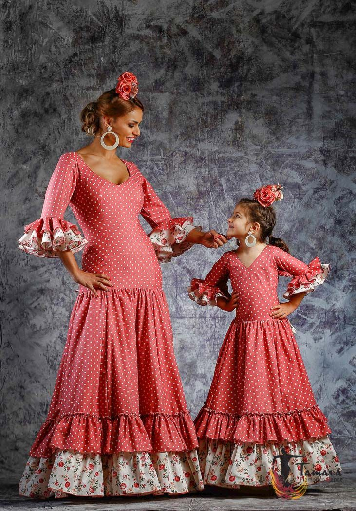 Vestido De Flamenca 2019 Vestido Flamenco Niña Traje Flamenca Niña Vestidos De Flamenca