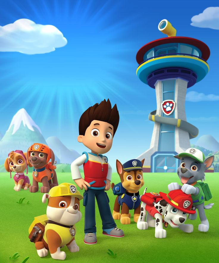 Paw patrol. Jayden's 2nd birthday party theme. He loves this show!!!