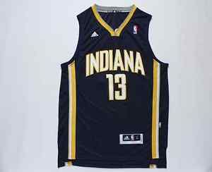 a camiseta original paul george indiana pacers varios modelos y tallas