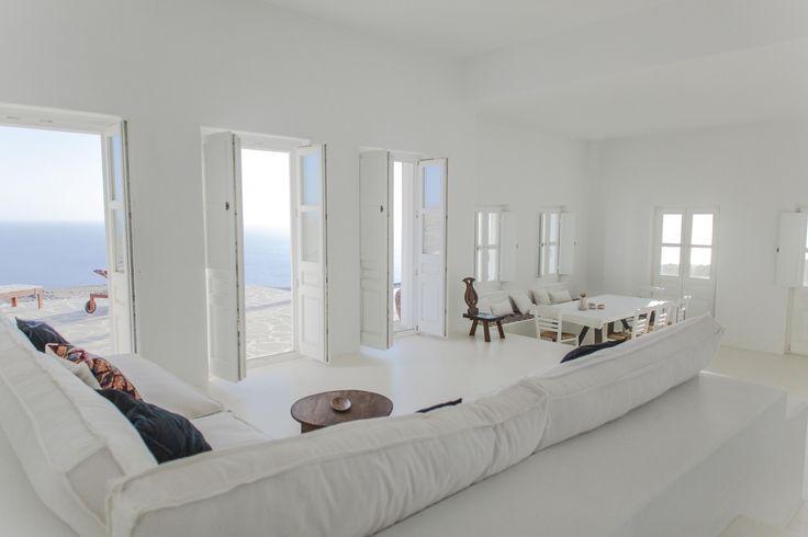 Architecture - Maison - Maison privée Folégandros 2 Grèce