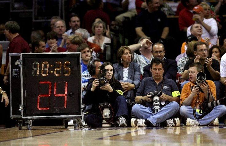 New standardized shot clock adopted for all NBA arenas