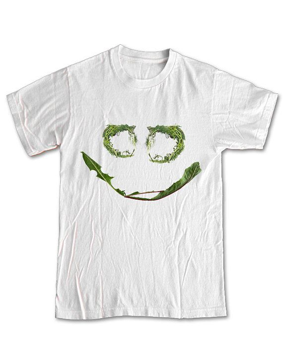This Herb Plant Smile veggie shirt by ShannonCastor on Etsy was made with some of the Food Font letters! https://www.etsy.com/listing/217129476/herb-plant-smile-vegetable-funny-t-shirt?ref=shop_home_active_18