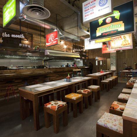 East Street Restaurant by i-am Associates