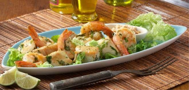 Asian Chicken and Shrimp | Recipes | The Advocate — Baton Rouge, LA