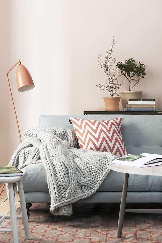 Bekijk 'Pasteltinten woonkamer' op Woontrendz ♥ Dagelijks woontrends ontdekken en wooninspiratie opdoen!