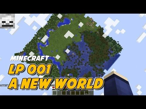 http://minecraftstream.com/minecraft-episodes/lets-play-minecraft-episode-1-a-new-world/ - Let's Play Minecraft Episode 1: A New World  In this episode of CryinMo's Let's Play Minecraft, welcome to a new Let's Play Minecraft series (I know, such original titles)!   Today we start a brand spankin' new world with some custom settings and try not to die in the first night.  This series, my first on YouTube,...