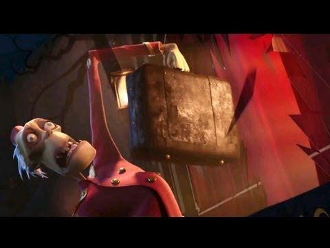 ▶ Hotel Transylvania Trailer - YouTube