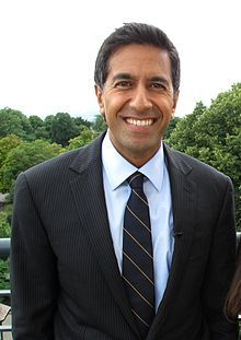 Dr. Sanjay Gupta, an Indian American, was raised in Novi, Michigan, in Oakland County in metro Detroit