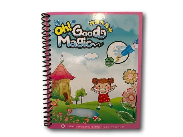 Selling out fast! WD TOYS Drawing Water Pen Painting Magic Doodle Kid Boy Girl Book - Fairy Tales http://pirateplush.com/products/wd-toys-drawing-water-pen-painting-magic-doodle-kid-boy-girl-book-fairy-tales?utm_campaign=crowdfire&utm_content=crowdfire&utm_medium=social&utm_source=pinterest