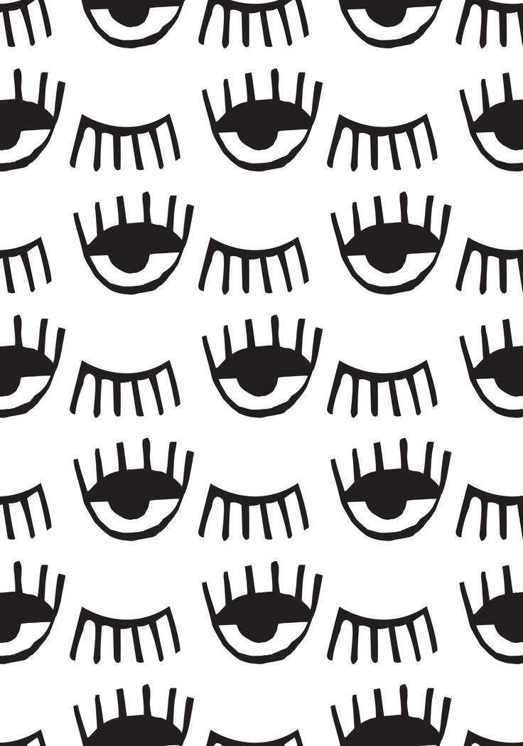 #graphic #design #patterns #illustration #eyes