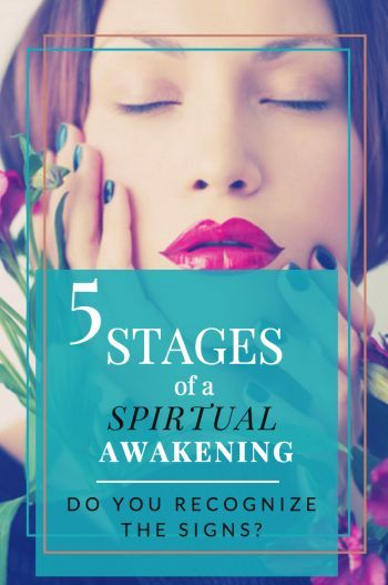 5 stages of spiritual awakening >> click for more #Dream-Visions , Healing #Readings , #Spirituality & #Mysticism