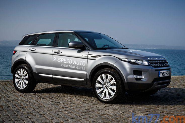 Land Rover Range Rover Evoque Gama Evoque Gama Evoque Todo terreno Exterior Frontal-Lateral 5 puertas