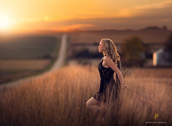 Tips on The Canon 85mm 1.2 and Shallow Depth of Field from Jake Olson - Beautiful Portraits // Belovely YouBeautiful Portraits // Belovely You