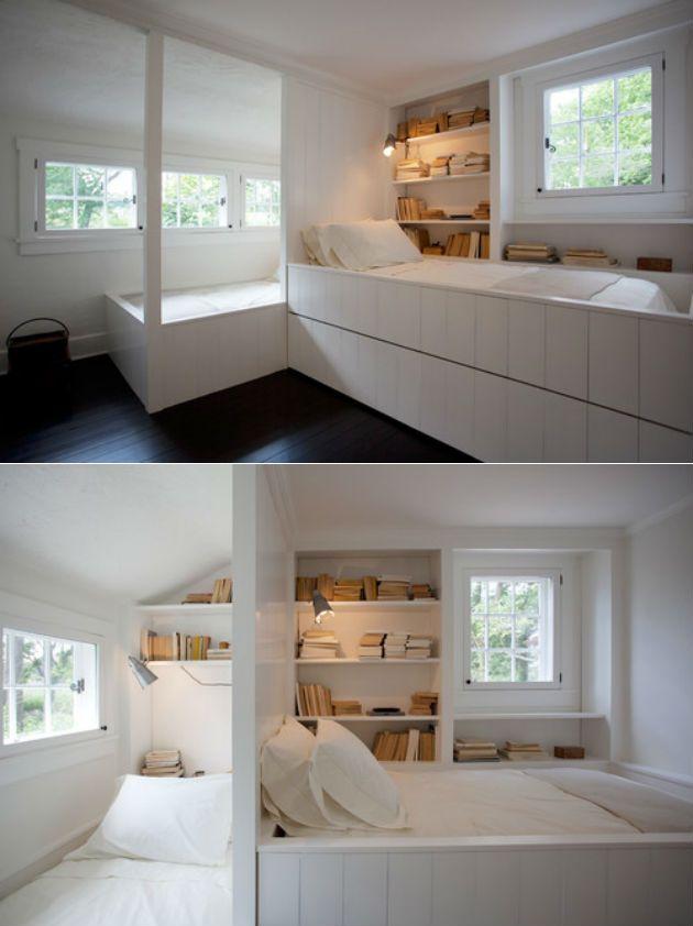 Decoracion habitaciones peque as para ni os fotos - Habitaciones infantiles compartidas pequenas ...