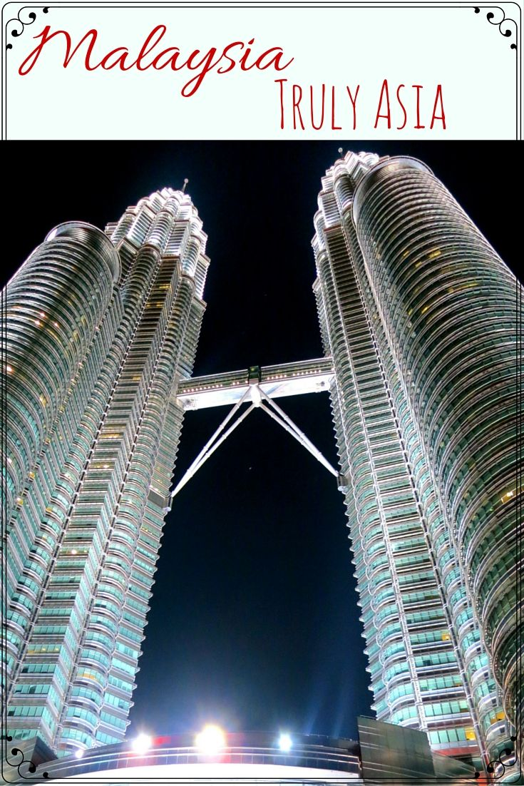 Malaysia - Truly Asia!! Come fall in love with this exotic place where we visited 2 cities and a breathtaking island! Malaysia is a land of beauty and good food! Check out this post to read more.