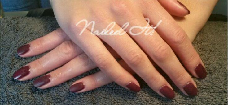 TruGel Boysenberry - my new favorite colour!