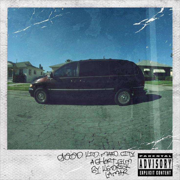 cool Kendrick Lamar- good kid, m.A.A.d. City