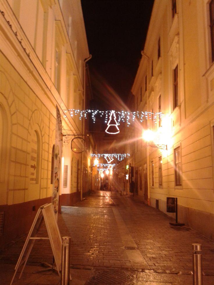 Győr street 2 :)