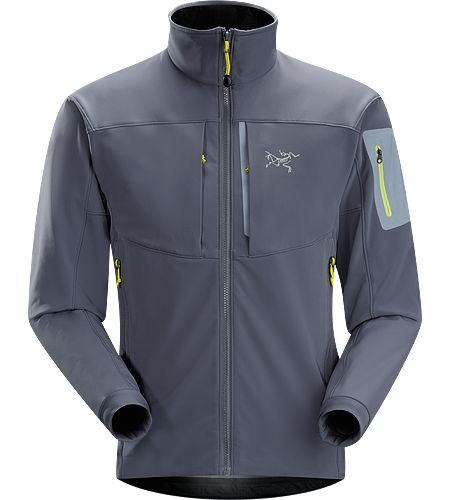 Men's Gamma MX Jacket - Heron