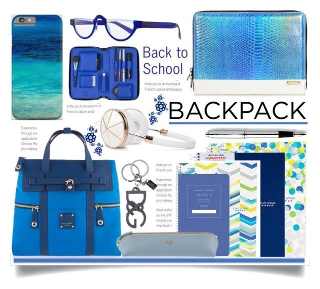Back to School - Mature Age Student.. by vkevans on Polyvore featuring interior, interiors, interior design, home, home decor, interior decorating, Cross, Henri Bendel, Lili Radu and Mohzy