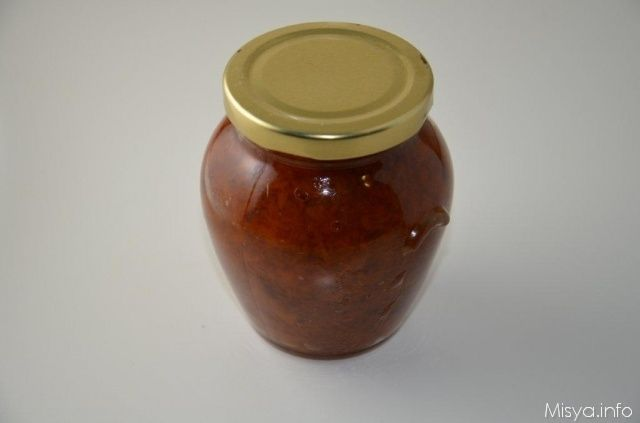 Marmellata di zucca