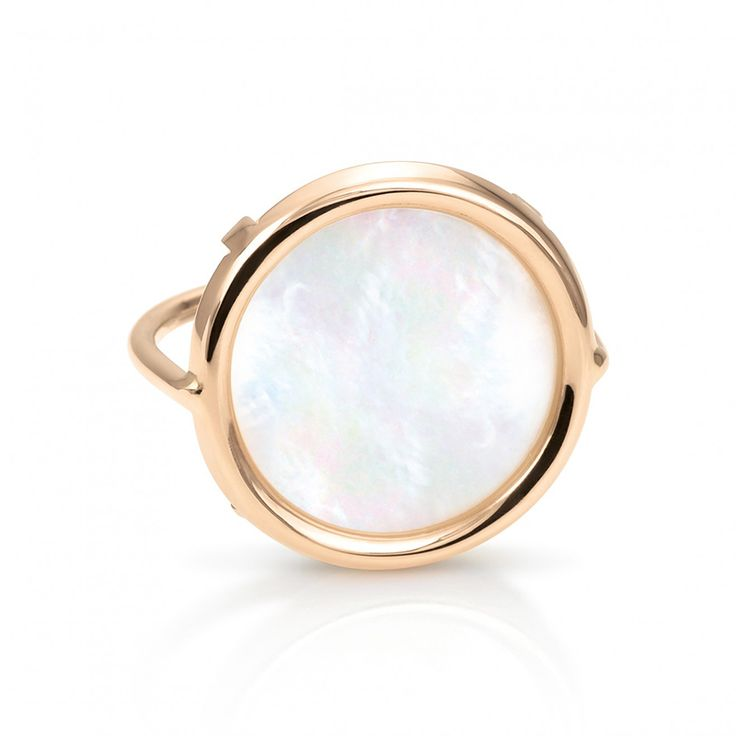 Ginette NY – Bague Mother of Pearl – RDPE