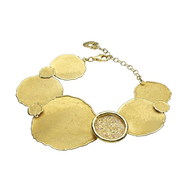 Oxette Gold plated Silver 925 Bracelet  #oxette #bracelet