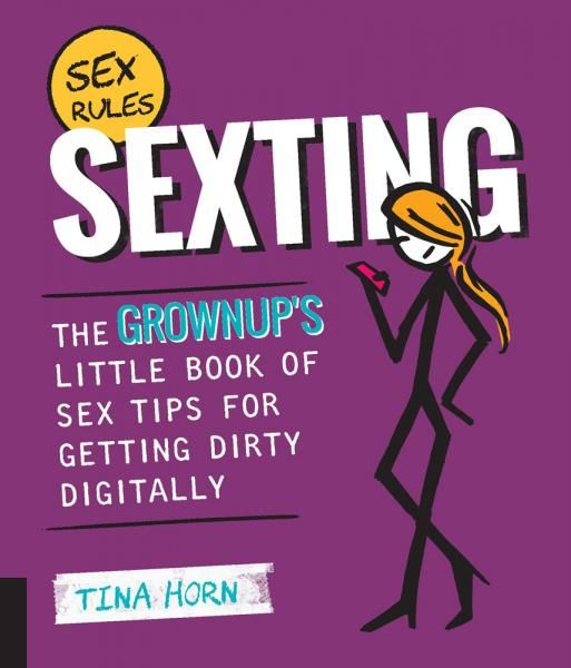 Sexting Book by Tina Horn on 2 B Intimate