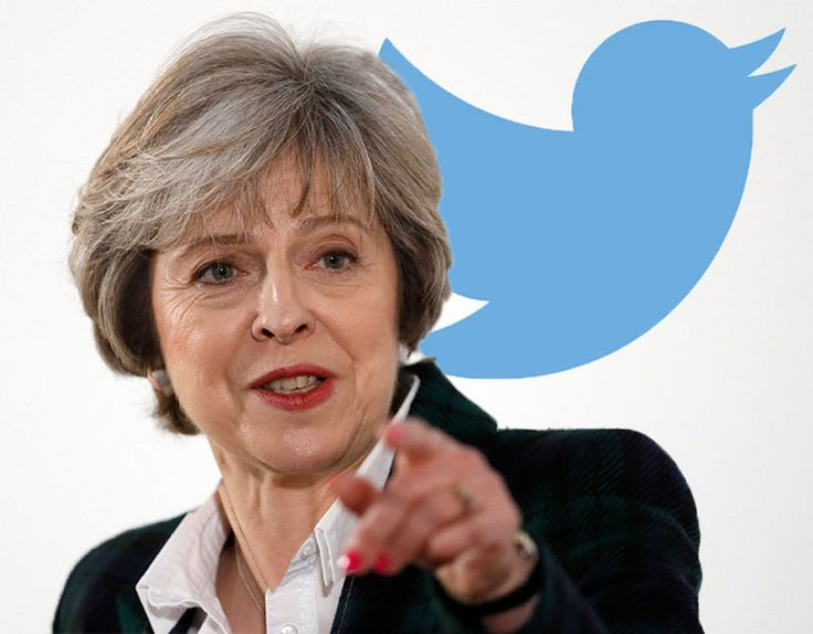 Politicians and celebrities tweet their reaction as Theresa May unveils her 12 point plan for Britain leaving the EU.