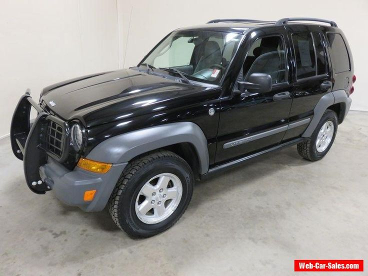 2005 Jeep Liberty SPORT jeep liberty forsale canada