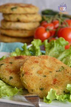 hamburger di patate e zucchine (3):