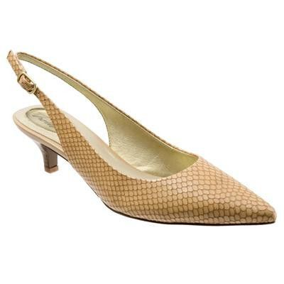 Trotters Women's Prima Nude Snake. Wide ShoesFall ...