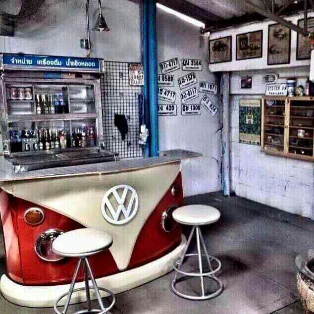 VW Bus Bar ☮ pinned by http://www.wfpblogs.com/author/southfloridah2o/