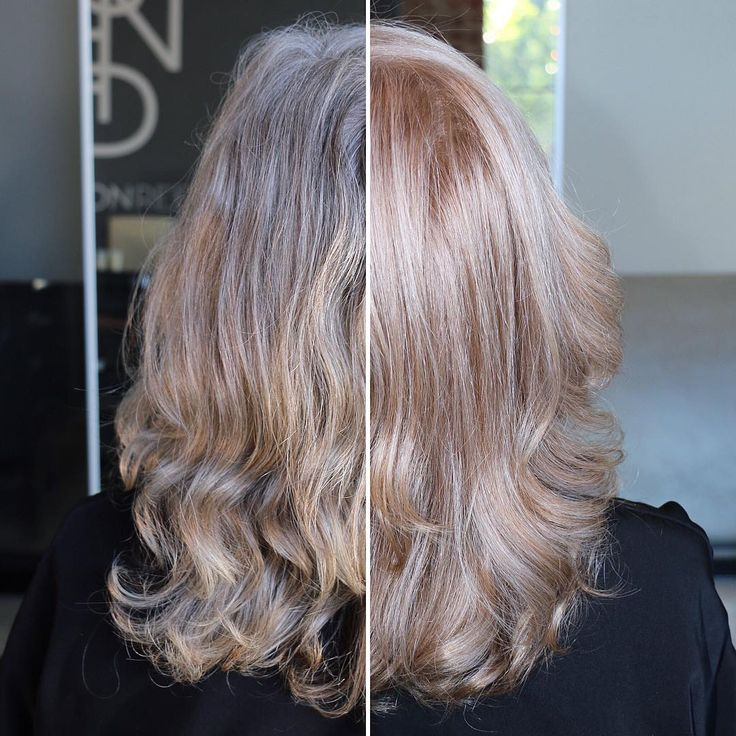 73 Best Images About Before And After Hair Color Results