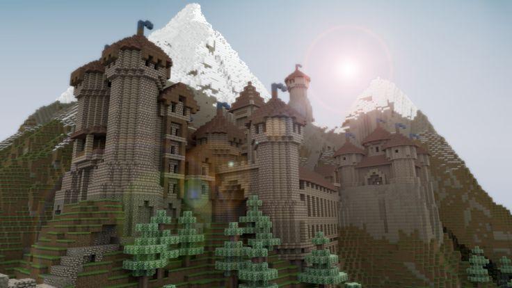 Minecraft Castle                                                                                                                                                                                 More