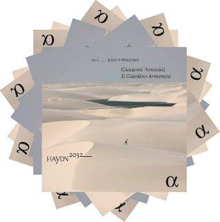 """Haydn 2032  No. 3 – """"Solo e pensoso""""    Symphony no. 42 in D major, Hob. I:42  L'isola disabitata, Overture, Hob. XXVIII:9  """"Solo e pensoso"""", Aria, Hob. XIVb:20  Symphony no. 64 A major, Hob. I:64 """"Tempora Mutantur""""  Symphony no. 47 in D Major, Hob. I:4    Francesca Aspromonte, soprano    Il Giardino Armonico  Giovanni Antonini, conductor    Alpha Classics, 2015"""