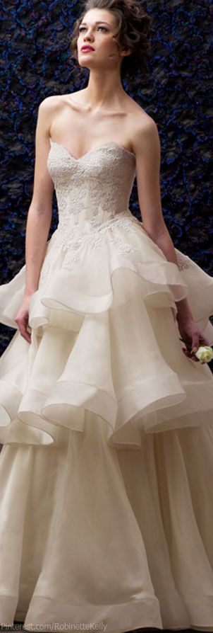 Bridal gown ~ CE♥ #coupon code nicesup123 gets 25% off at  Provestra.com Skinception.com
