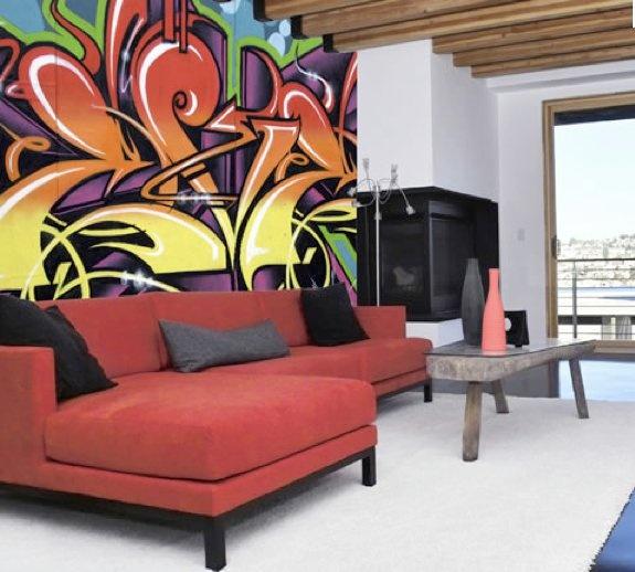 Graffiti ~ Street Art for the Home