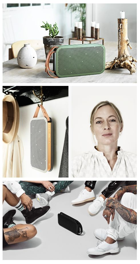The ins and outs and everything else you ever wanted to know about the ground-breaking new portable speaker from B&O PLAY – told through a conversation with the award-winning designer, Cecilie Manz - read the interview on The Journal | B&O PLAY #BeoPlay