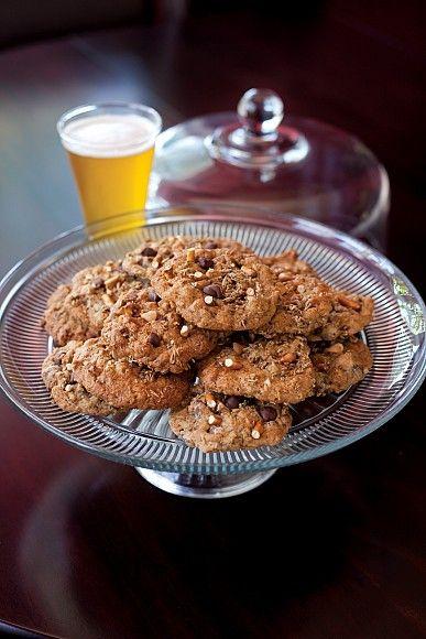 Recipe Peanut Butter Chip Chocolate Cookies