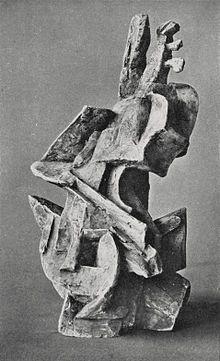 Violoncelliste (Cellist), 1912–1913