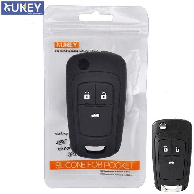 For Chevrolet Spark Cruze Orlando Aveo Onix Volt Silicone Remote